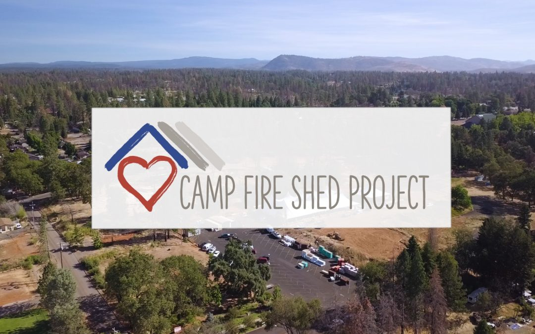 The Camp Fire Shed Project, Round Two