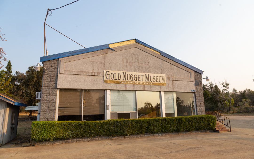The Gold Nugget Museum: Renovation on the Ridge